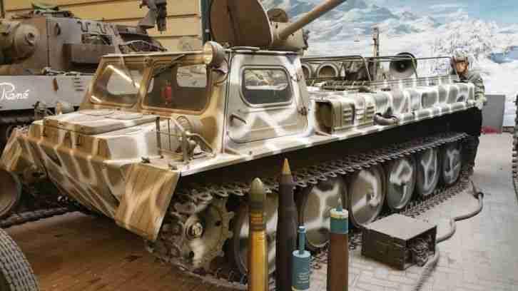 gaz 71 gt sm amphibien panzer neuzustand aus die besten angebote amerikanischen autos. Black Bedroom Furniture Sets. Home Design Ideas