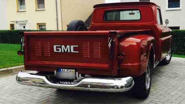 GMC PickUp 1966 Long Bed Truck