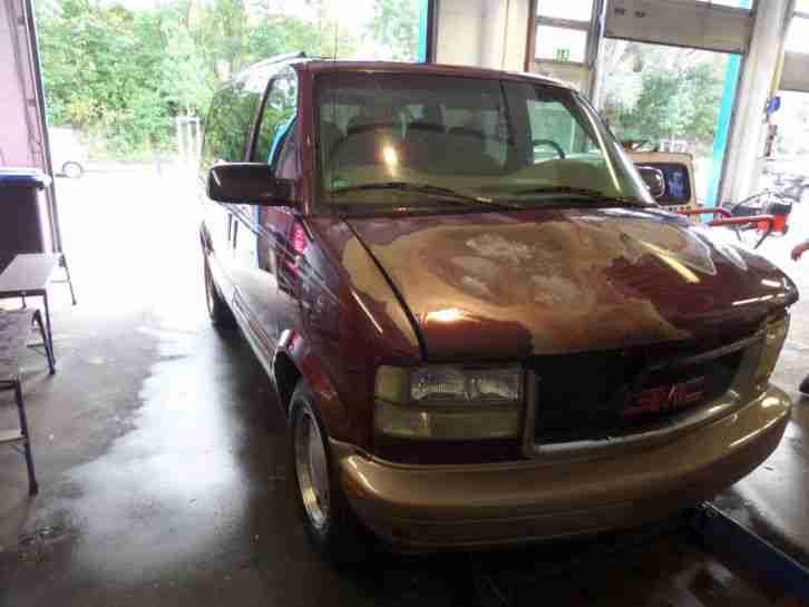 Gmc Safari Chevrolet Astrovan Die Besten Angebote Amerikanischen Autos