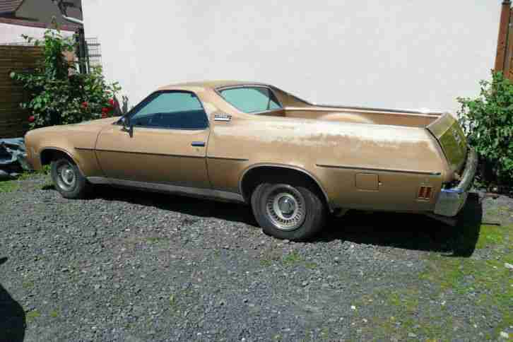 GMC Sprint, 1973, 4,8l , 8 cyl, 350 HP, no Pick up, El Camino, Chevy, Ranchero