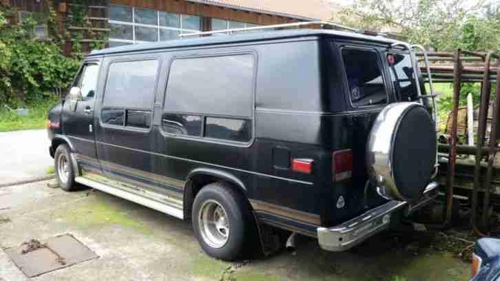 gmc van vandura 2500 die besten angebote amerikanischen autos. Black Bedroom Furniture Sets. Home Design Ideas