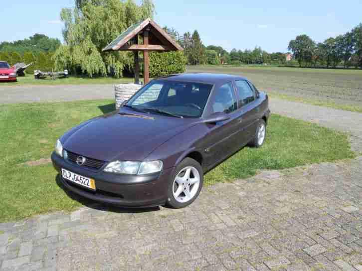 Gebrauchte Autos Opel Vectra B