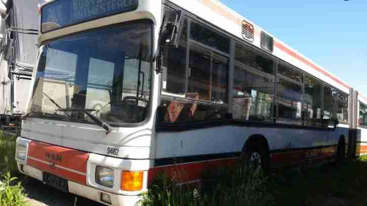 gelenk bus man ng 272 als wohnmobil zugelassen wohnwagen. Black Bedroom Furniture Sets. Home Design Ideas