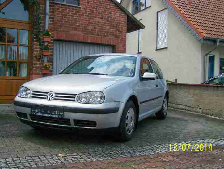 Golf IV 1, 4 16V Edition