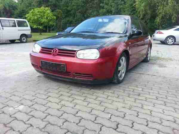 Golf4, Bj.2000, 105 PS