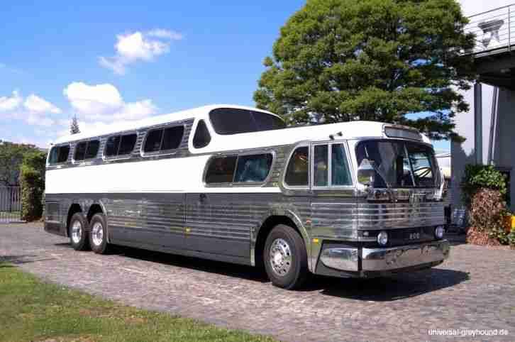greyhound bus promotion eventmobil wohnmobil wohnwagen. Black Bedroom Furniture Sets. Home Design Ideas