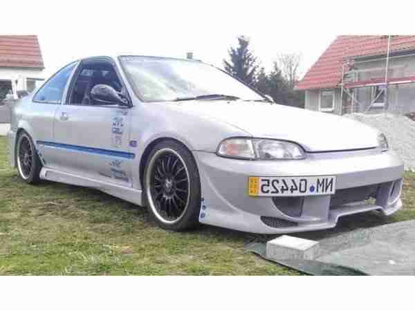 HONDA Civic UMBAU