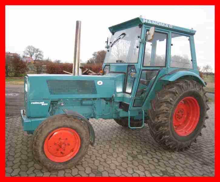 Hanomag Robust 901 S Baujahr 1971 Traktor 901s