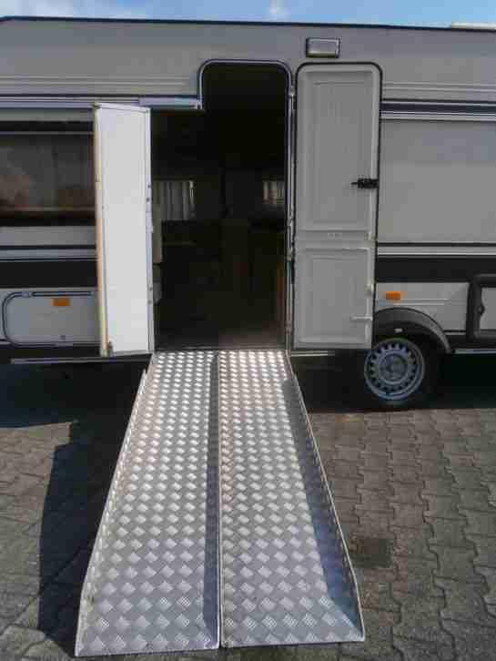 Hobby 545 Spezialumbau F R Rollstuhlfahrer Oder
