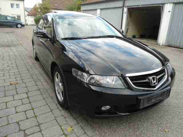 honda accord 2 4 i executive scheckheft tolle angebote in honda. Black Bedroom Furniture Sets. Home Design Ideas