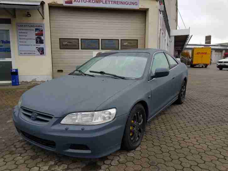 Accord Coupe 3.0i V6 Automatik Vollaustattung