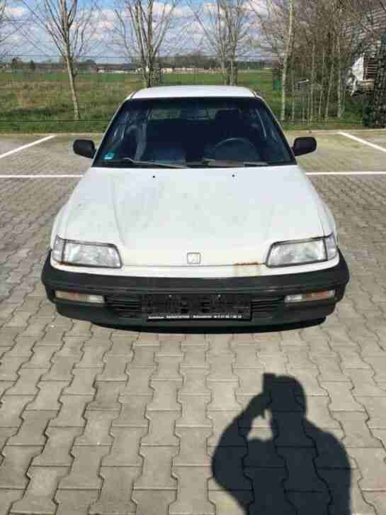 Honda Civic 1.3 EC 8 2.Hand original 145.000KM