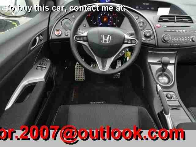Honda Civic 1.4 i-VTEC i-SHIFT Comfort