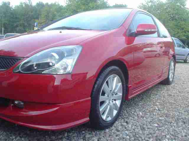 Honda Civic 1.4i Sport BAR Km:55100 klima