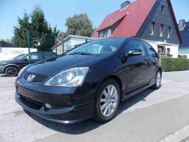 Honda Civic 1.4i Sport Klima TÜV TOP