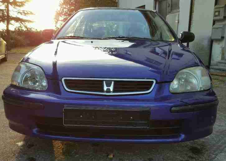 Honda Civic 1.5 i-LS EK3 Bj98