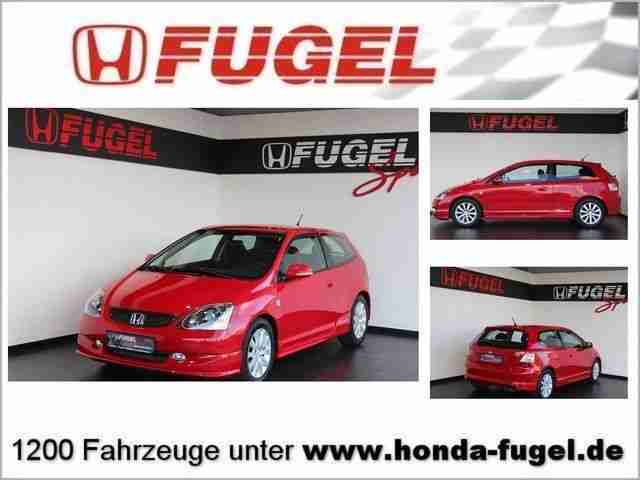 Honda Civic 1.6i Sport BAR 3tg.