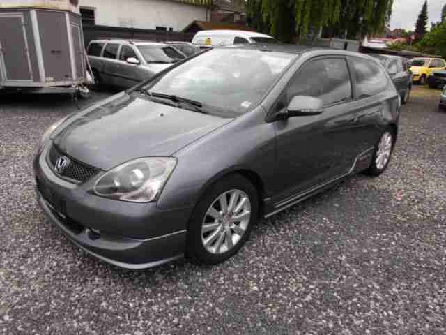 Honda Civic 1.6i Sport Unlimited