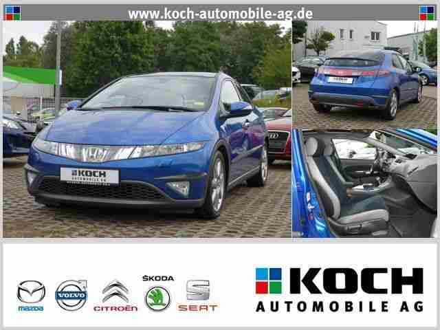 Honda Civic 1.8 Executive AT (Xenon Klima Standhzg.)