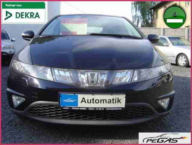 Honda Civic 1.8 i-SHIFT Sport