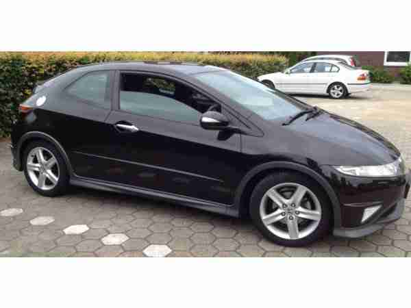 Civic 1.8i 140PS VTEC Type S Advantage Paket