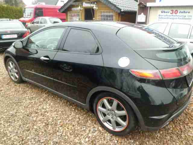 Honda Civic 1.8i-VTEC Executive,1-Hd,Scheckheft,Panora