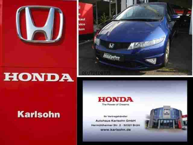Honda Civic 1.8i VTEC GT Edtion