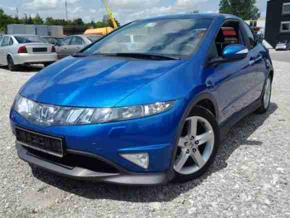 Civic 1.8i VTEC i SHIFT Type S Xenon VSA 17 Zoll