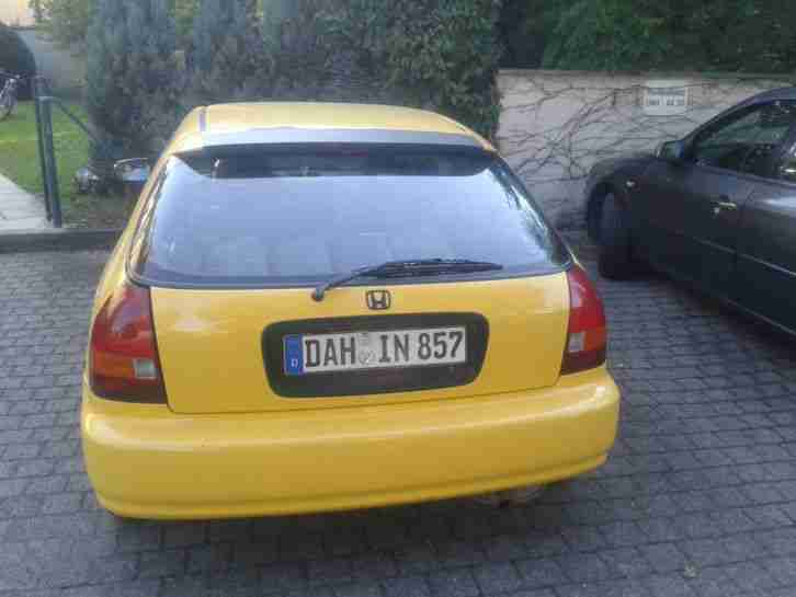 Honda Civic 3 DR