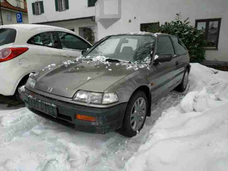 Honda Civic, Bj 04. 1989. Automatic, 60000 km