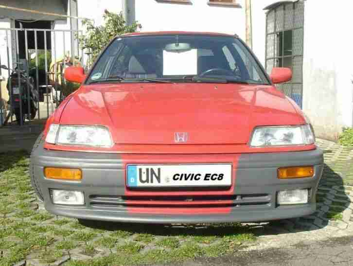 Civic EC8 16V Bj.1990