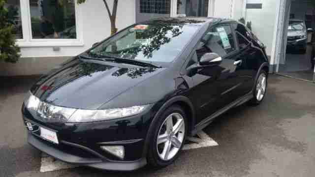 Honda Civic Lim.3 2.2 i-CTDi Type S