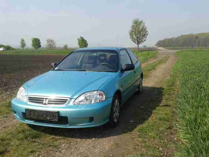 Honda Civic VI 1.4iS Hatchback EJ9