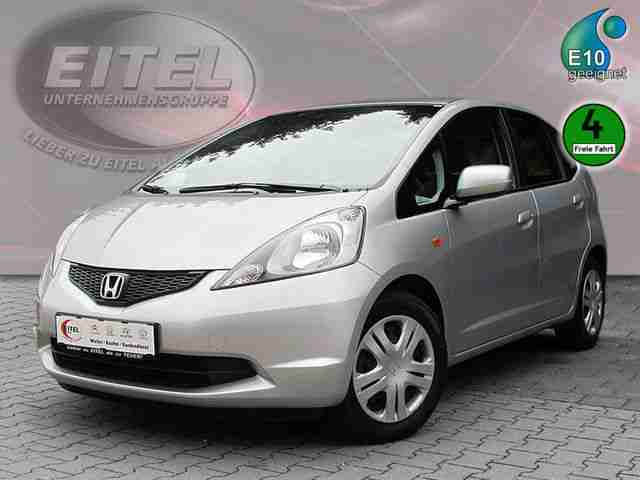 honda jazz 1 2 i vtec trend klima tolle angebote in honda. Black Bedroom Furniture Sets. Home Design Ideas