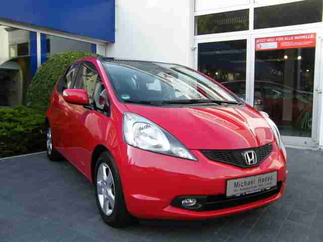 Jazz 1, 4 Exclusive mit Panoramaglasdach