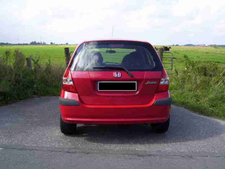 Honda Jazz Cool