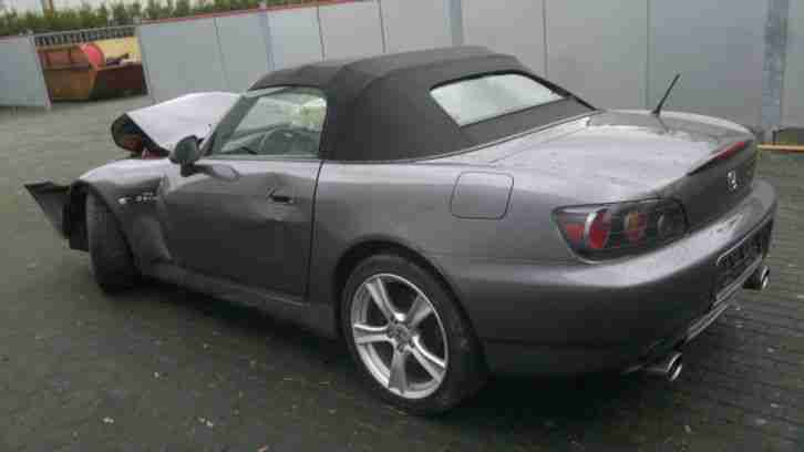 honda s2000 roadster 1 hand unfall front leder tolle angebote in honda. Black Bedroom Furniture Sets. Home Design Ideas