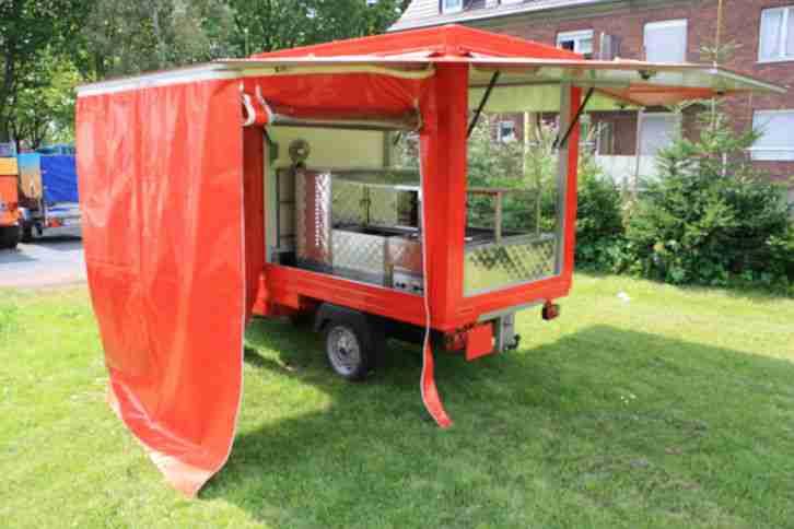 hot dog car hotdog hot dog verkaufswagen nutzfahrzeuge. Black Bedroom Furniture Sets. Home Design Ideas