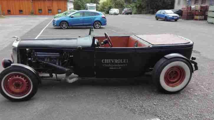 hot rod chevrolet indepedence cabrio mit h die besten. Black Bedroom Furniture Sets. Home Design Ideas