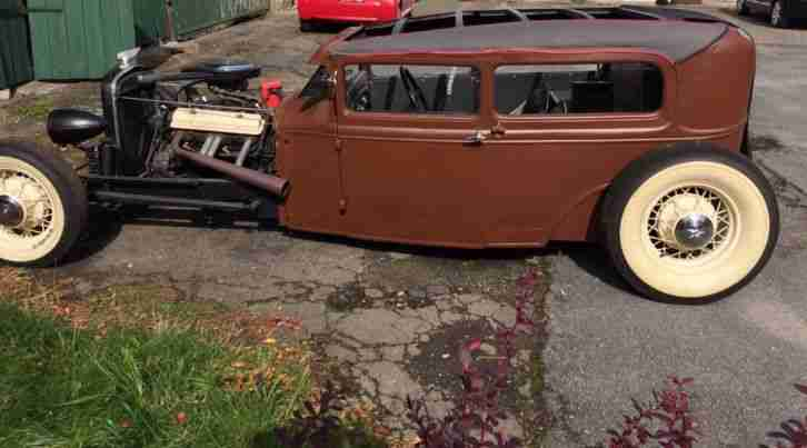 Hot Rod / Rat Rod Ford 1930
