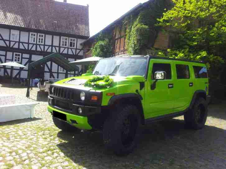 Hummer H2 Fur Hochzeiten Hochzeit Zu Vermieten Die Besten Angebote Amerikanischen Autos