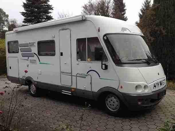 Garage Fiat Ducato : Hymerb644 fiat ducato bj 2004 garage wohnmobil wohnwagen & wohnmobile.