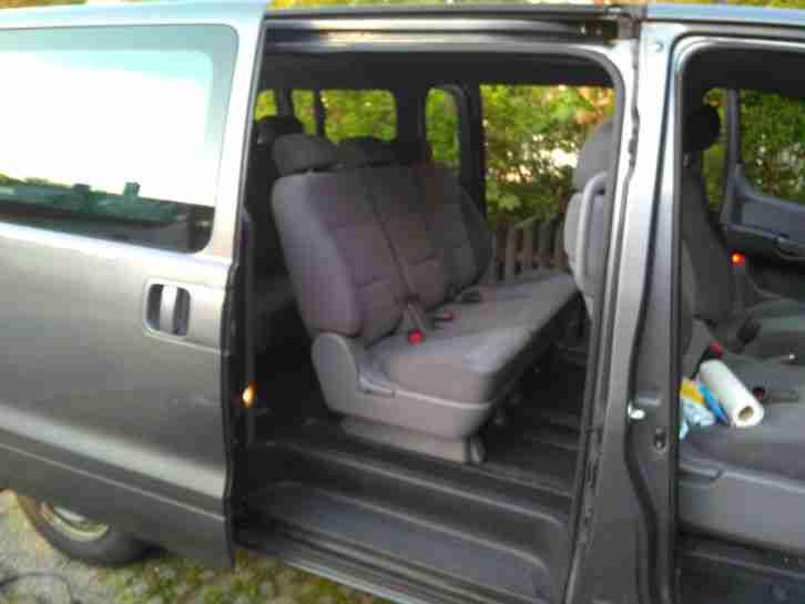 hyundai h1 travel 2 5 crdi diesel klima ahk angebote. Black Bedroom Furniture Sets. Home Design Ideas