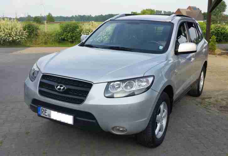 Santa Fe 2.7 V6 4WD in absolutem TOPZUSTAND
