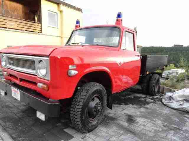 IHC 1310 Pick Up Oldtimer