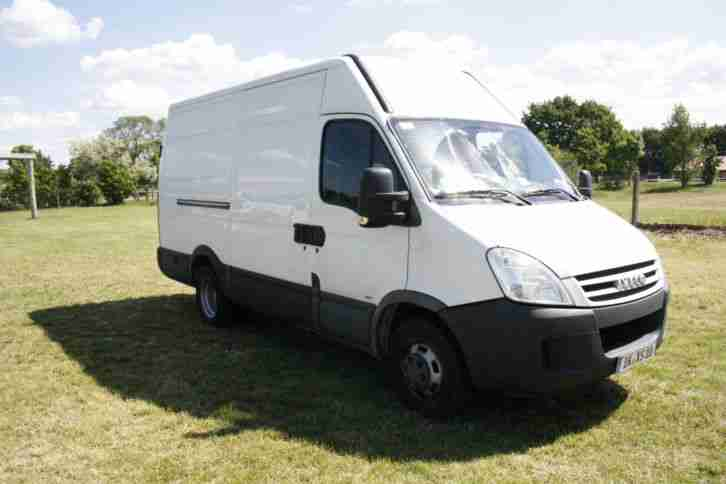 Iveco 50 C 15, 170.000 km, 145 PS, BJ. 11 2007