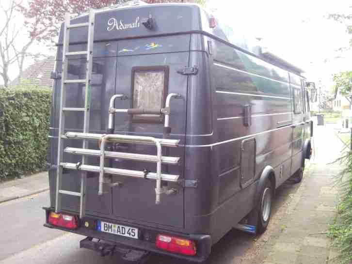Iveco Wohnmobil 3 9 Liter Diesel 4 8 Tonne Wohnwagen