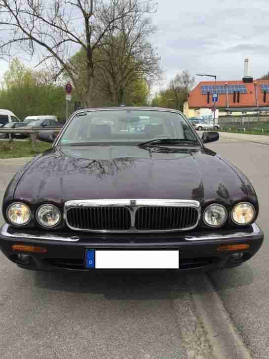 JAGUAR XJ 8 V 8 EXECUTIVE