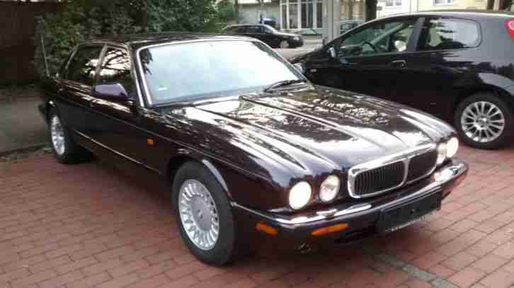 XJ 8 V8 Executive mit LPG Autogas