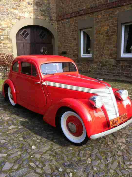 jawa minor 600 coupe l xus rarit t topseller oldtimer car group. Black Bedroom Furniture Sets. Home Design Ideas